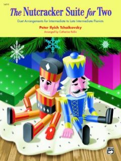 The Nutcracker Suite for 2 by Catherine Rollin 2000, Paperback