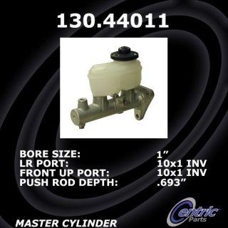 Centric Parts 131.44011 Brake Master Cylinder