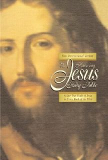 The Knowing Jesus Bible Study Bible A One Year Study of Jesus in Every