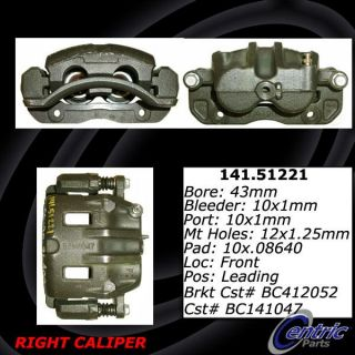 Centric Parts 142.51221 Disc Brake Caliper