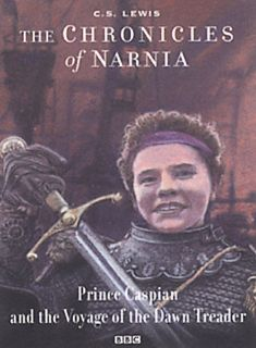 Prince Caspian and the Voyage of the Dawn Trader DVD, 2002