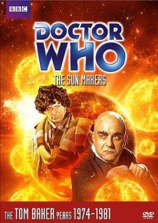 Doctor Who   The Sunmakers DVD, 2011