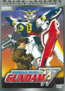 Gundam Wing   Complete Collection 1 DVD, 2006, Anime Legends Multi