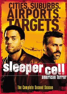 Sleeper Cell American Terror   The Complete Second Season DVD, 2007, 3