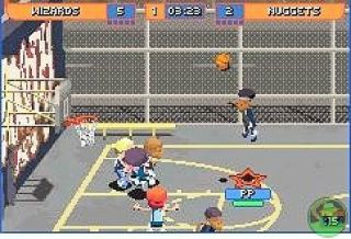 Backyard Basketball Nintendo Game Boy Advance, 2004