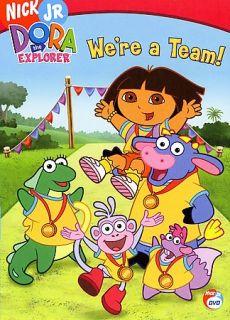 Dora the Explorer   Were a Team DVD, 2006