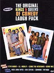 Original Kings of Comedy Queens of Comedy DVD, 2001, Checkpoint