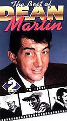 The Best Of Dean Martin   2 Pack VHS, 2000, 2 Tape Set