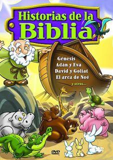 Historias de la Biblia Los Cuentos del Antiguo Testamento DVD, 2007