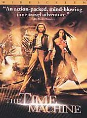 The Time Machine DVD, 2002