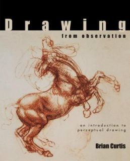 An Introduction to Perceptual Drawing by Brian Curtis 2001, Paperback