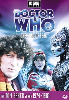 Doctor Who   The Hand of Fear DVD, 2006