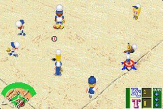 Backyard Baseball Nintendo Game Boy Advance, 2002