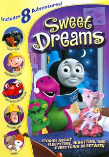 HIT Favorites Sweet Dreams DVD, 2011