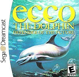 Ecco the Dolphin Defender of the Future Sega Dreamcast, 2000