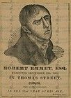 Robert Emmet Erin Pride Patriotic Irish Republican Rebel Leader Print