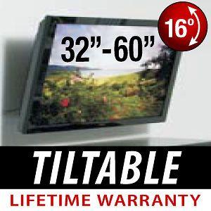 New Flat Screen Tilt Tiltable Wall Mount LCD LED PLASMA TV 32 37 42 46