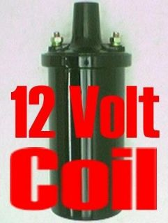 Newly listed 12 Volt Ignition Coil GM 1967 1968 1969 1970 1971 1972