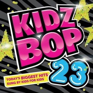 VA KIDZ BOP VOLUME 23 (2013) BRAND NEW SEALED CD GANGNAM STYLE