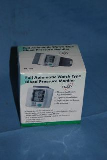 Full Automatic Watch Type Blood Pressure Monitor S2311