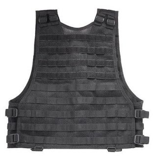 11 LBE MOLLE TACTICAL VEST SIZE REG 58631 FLAT DARK EARTH