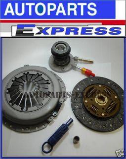 HD CLUTCH KIT 96 01 CHEVY S10 GMC SONOMA 96 99 ISUZU HOMBRE 2.2L W