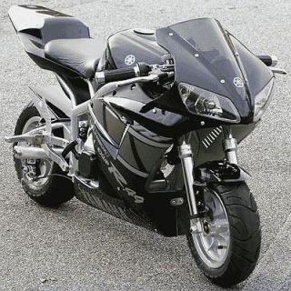 x7 DECAL KIT R.49 pocket bike stickers decals mini moto
