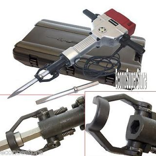 HD 2100W 110v Electric Demolition Jack Hammer Concrete Breaker W