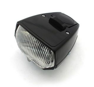 MOPED HEADLIGHT PUCH TOMOS PEUGEOT MOTOBECANE maxi sprint a35 a55 103