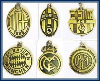 FC Real Madrid barcelona JUVENTUS AC MILAN INTER BAYERN MUNCHEN Bronze