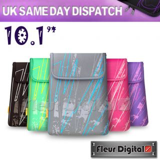 10.1 Laptop Netbook Sleeve Case Bag For ACER Aspire One D257 D270 722