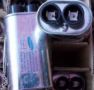 2100V1.03UF Samsung microwave capacitors H.V