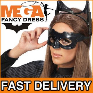 Goggles Batman Dark Knight Rises Ladies Fancy Dress Costume Access