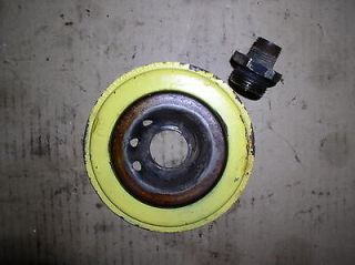 FORD Y BLOCK 272 292 312 SPIN ON OIL FILTER ADAPTER