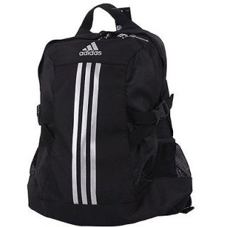 adidas W58466 Power Tw Casual Sports Multi School backpack Bag Black