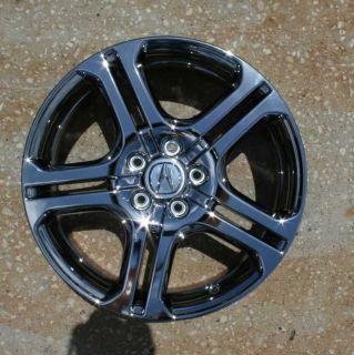 04 05 06 07 08 09 Acura TL 18x8 Factory 10 spoke pvd chrome wheel rim