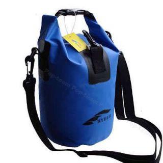 Dry Bag Waterproof bag Kayak Canoe Rafting Ocean Fishing Swiming Pack