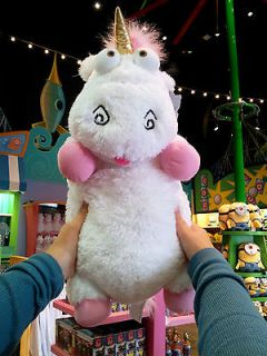 Me Unicorn Plush ITS SO FLUFFY!!! Agnes 26 XLarge Very Soft NEW