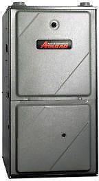 Amana Gas Furnace 96% 2 Stg Var Spd 115.000btu   Fed Tax Credit   Free