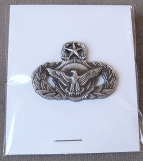 Air Force Master Security Forces Badge