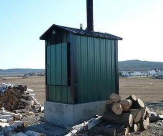 wood boiler in Heating, Cooling & Air