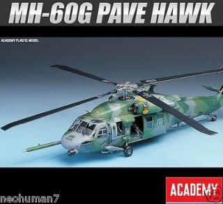 New MH 60G PAVE HAWK HELICOPTER FA203 U.S.Air Force Aircraft ACADEMY
