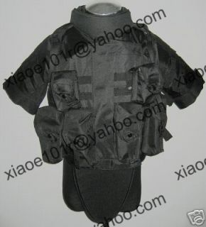 Airsoft OD molle assult vest, Body Armour, plate carrier