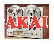 akai reel reel manual