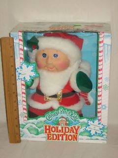 1992 CABBAGE PATCH KIDS HOLIDAY EDITION SANTA  EXCLUSIVE HASBRO