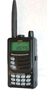 ALINCO DJ X30E 100kHz TO 1300MHz HANDHELD SCANNER