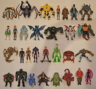 Ben 10 Alien Force Action Figures   Many To Choose From   All VGC