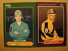 HORSE RACING JOCKEY CARDS LOT 5 DENNIS CARR