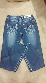 Rock Revival Womens Jeans John Straight Leg Denim Brand New $158 MSRP