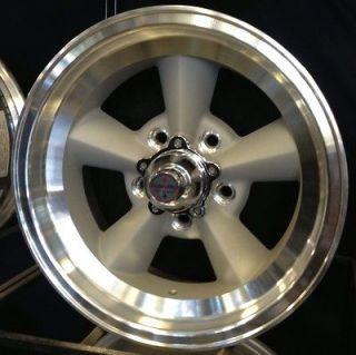 American Racing TORQUE THRUST TTO 309 Wheels Torq 15x7 CHEVY